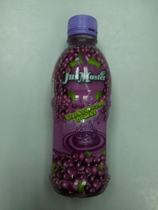 Jus Master 320ML Blackcurrant