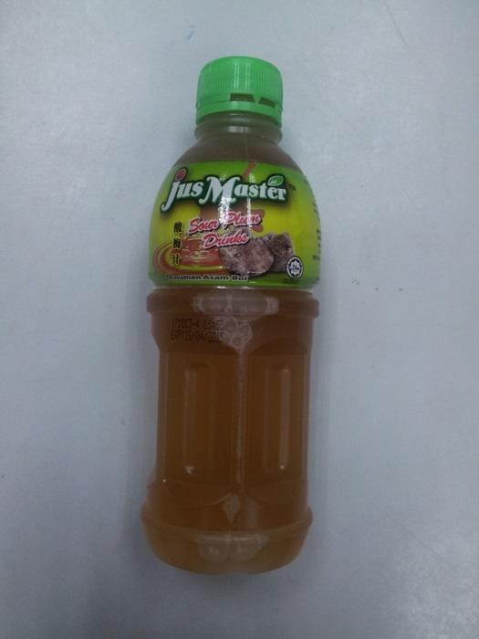 Jus Master 320ML Sour Plum