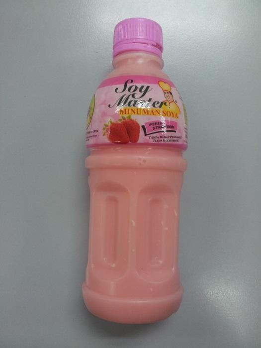 Soy master 320ML Strawberry
