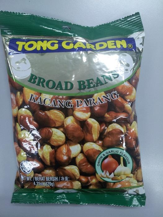 Broad Bean Garlic 120g