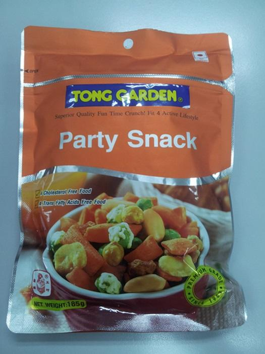 Party Snack 185g