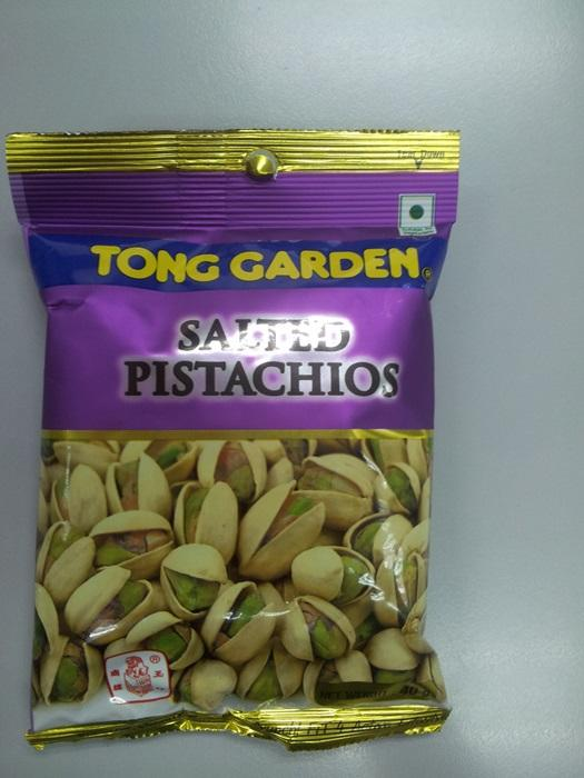 Salted Pistachios 40g