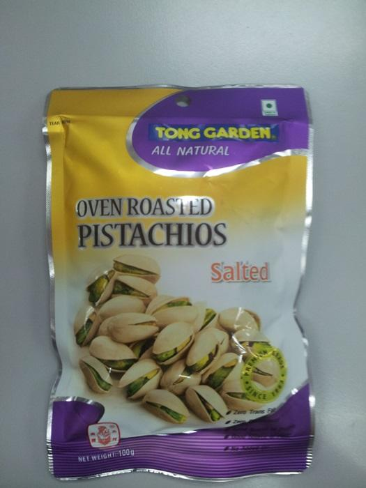 Salted Pistachios 100g
