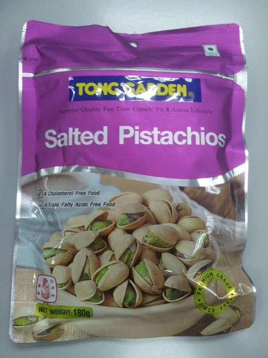 Salted Pistachios 180g