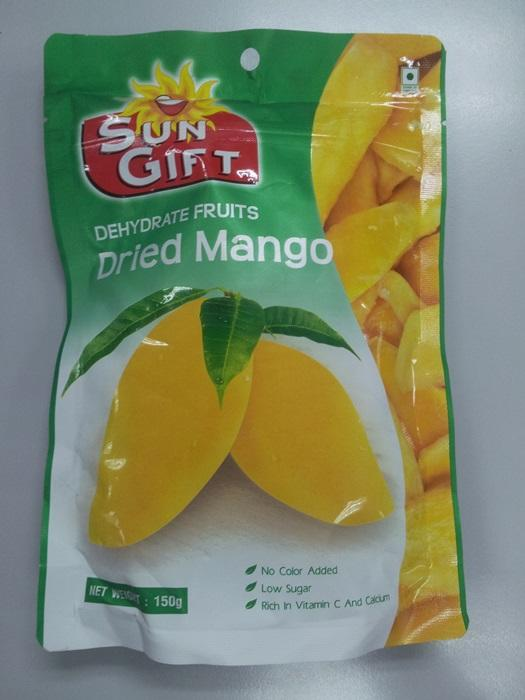 Sungift Dried Mango 150g