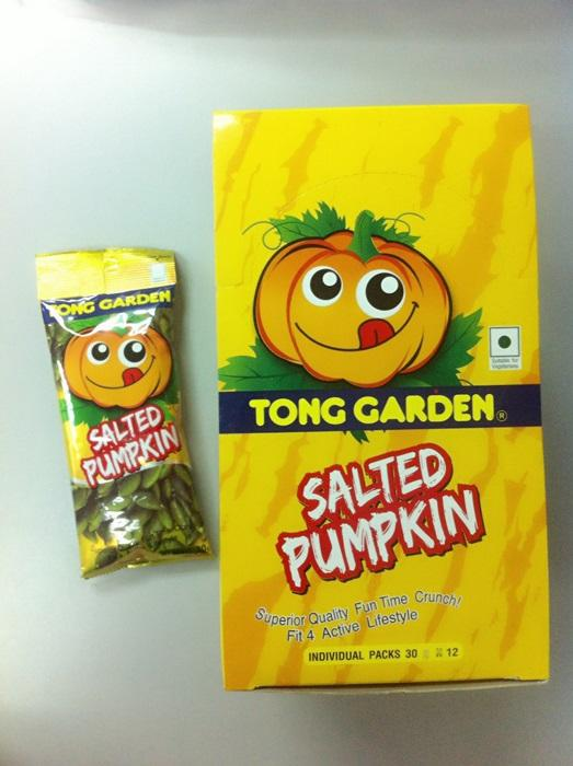 Salted Pumpkin 30g