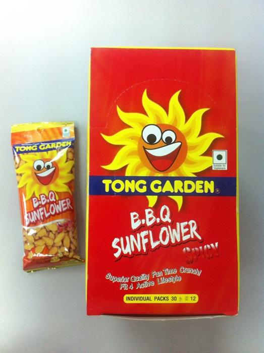 BBQ Sunflower 30g