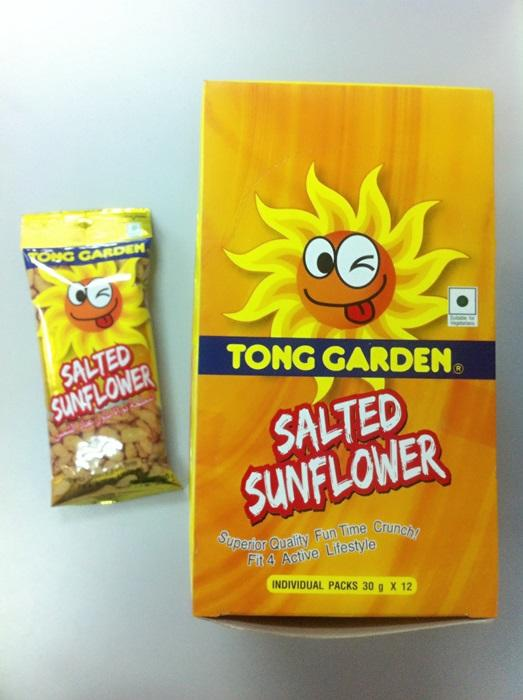 Salted Sunflower 30g