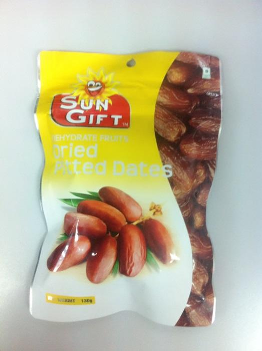 Sungift Dried Pitted Dates
