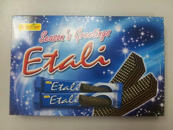 Season's Greetings Etali