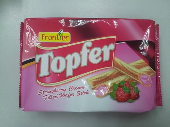 Topfer 120g Strawberry