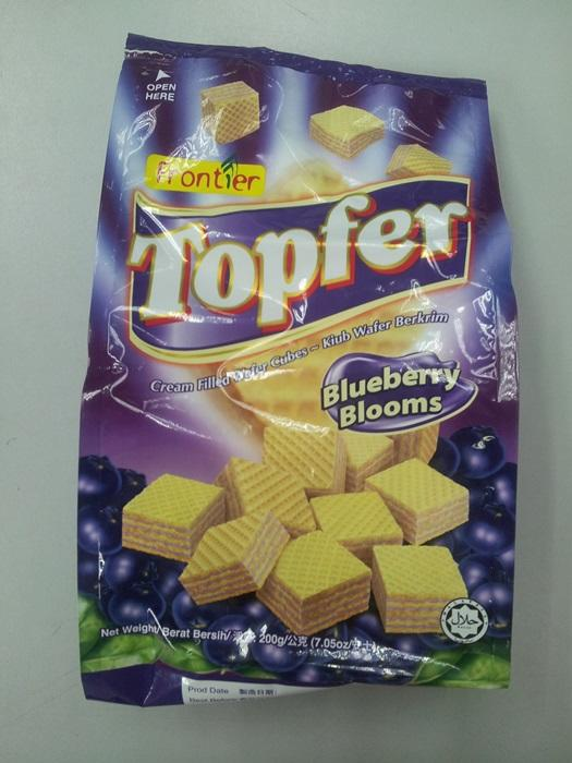 Topfer 200g Blueberry