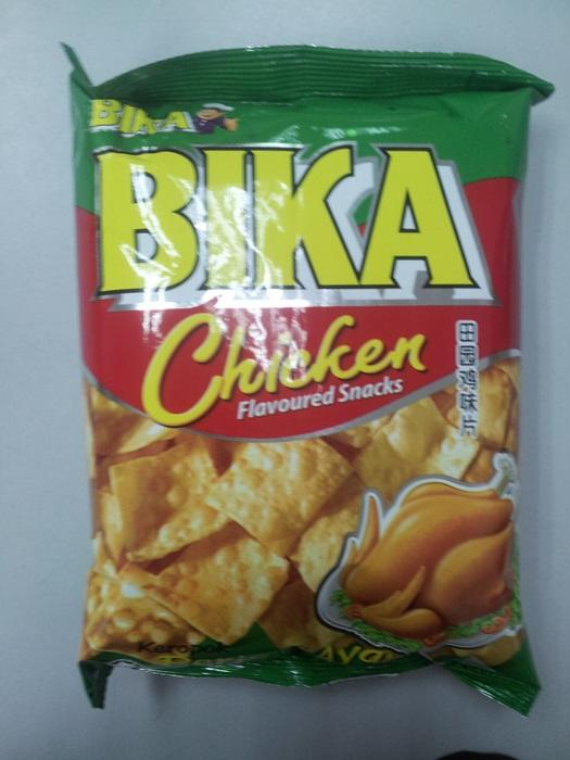 Bika(B) Chicken Flavoured