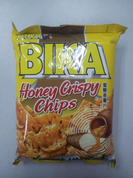 Bika(B) Honey Crispy Chips