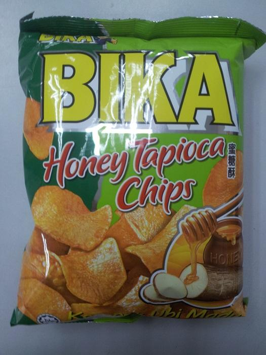 Bika(B) Honey Tapioca Chip