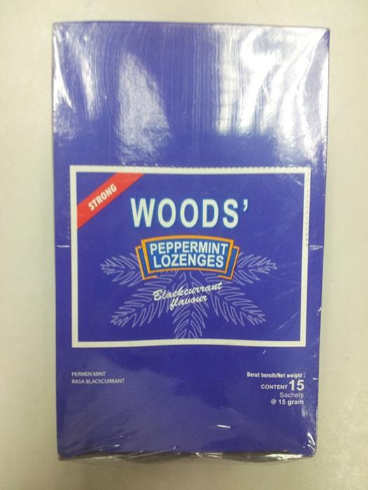 Woods Blackcurrant