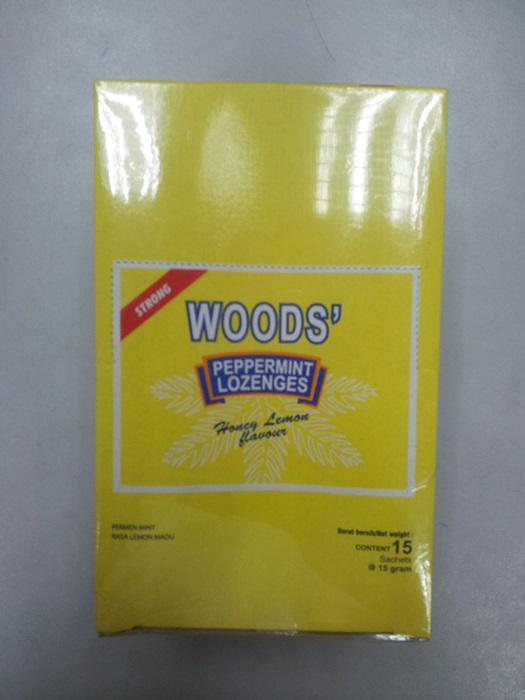 Woods Honey Lemon
