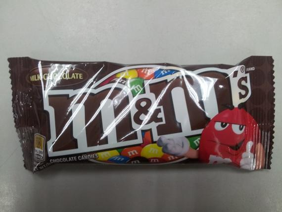 M&M 40g Chocolate
