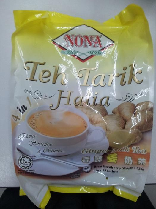 Nona Ginger Milk Tea 15's