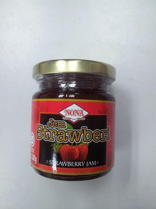 Nona Jam Strawberry 240g