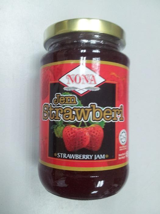 Nona Jam Strawberry 450g