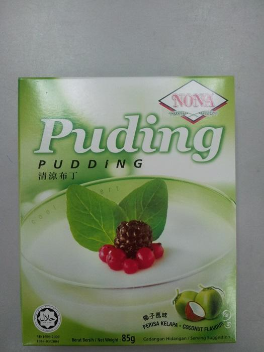 Pudding 85g Coconut