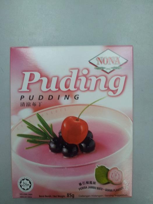 Pudding 85g Guava