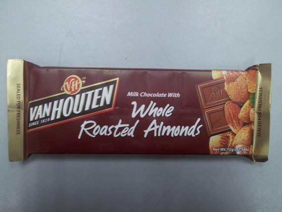 VH 72g Roasted Almonds