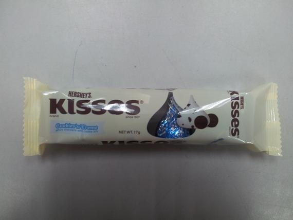Kisses 4P Cookies n Creme