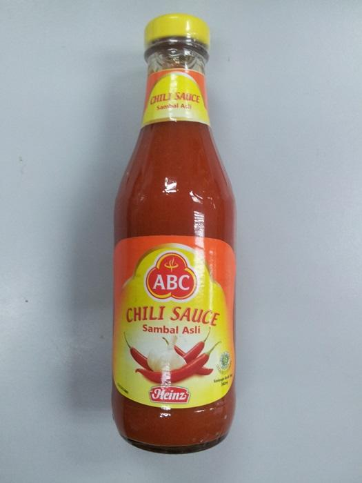 ABC Sambal Asli 340ml