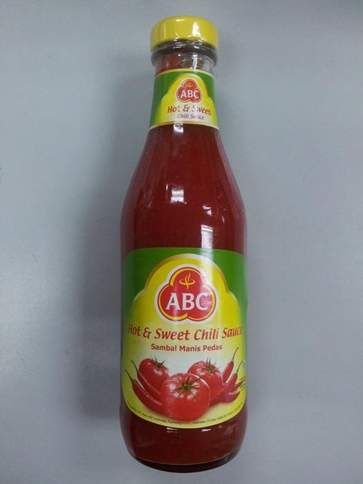 ABC Sambal Manis Pedas 340ml