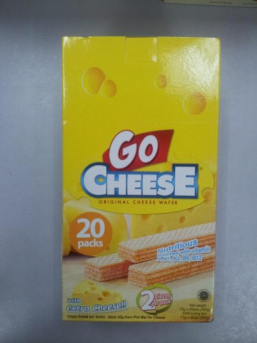 Go Cheese 13gx20's