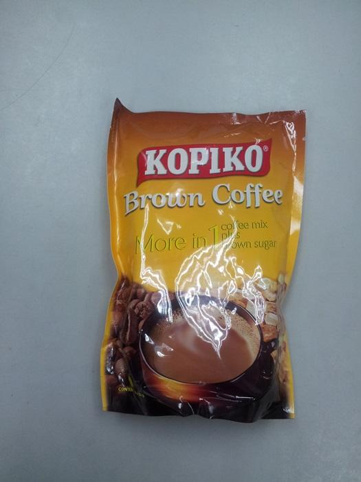 Kopiko Brown Coffee 10's