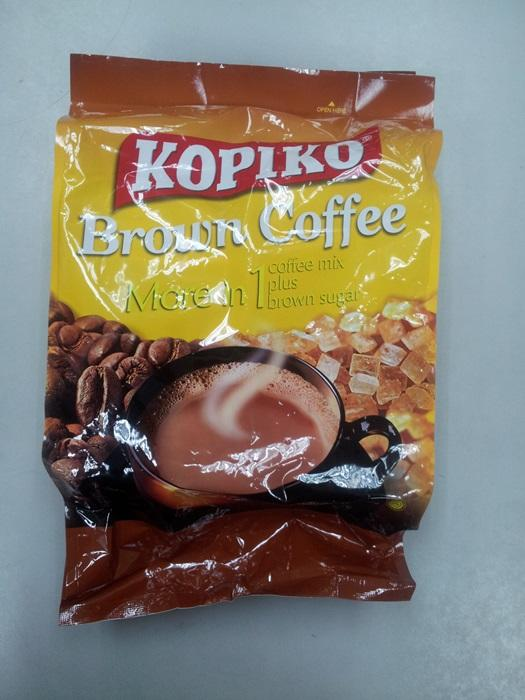 Kopiko Brown Coffee 30's