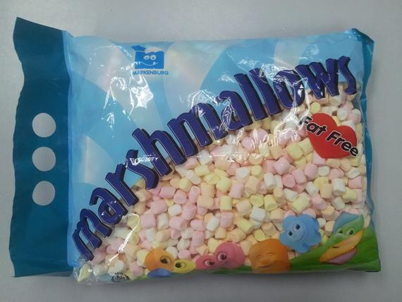 Marshmallow 1kg Assorted