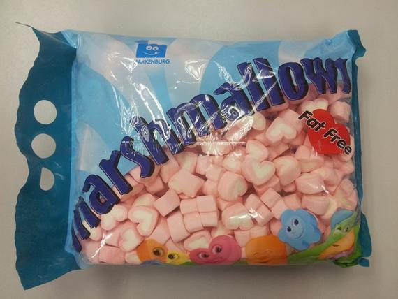 Marshmallow 1kg Strawberry