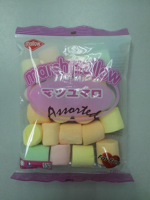 Mallow Marshmallow Assorted(B)
