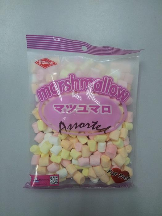 Mallow Marshmallow Assorted(S)