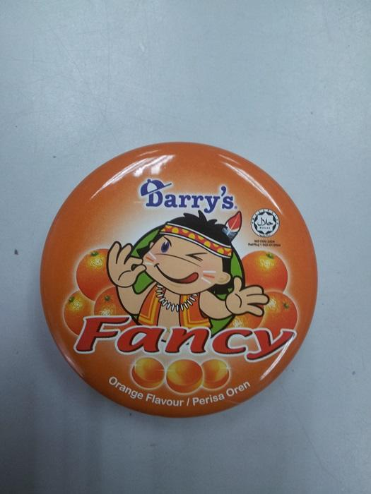 Darry's Fancy Orange