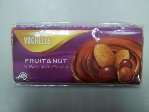 Vochelle 90g Fruit Nut