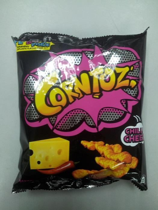 Corntoz 60g Chili Cheese