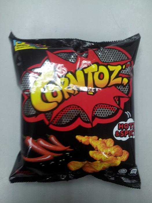 Corntoz 60g Hot Spicy