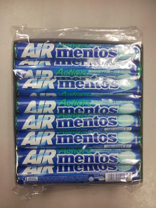Mentos Stick Air Action