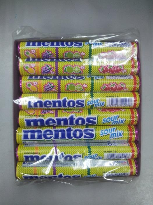 Mentos Stick Sour Mix