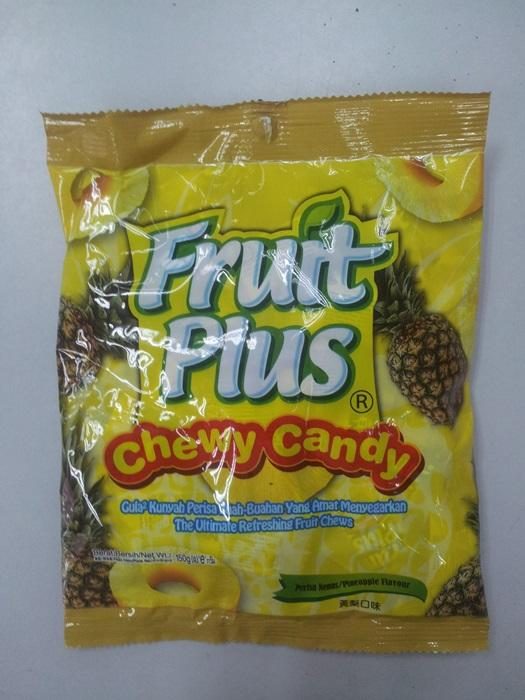 Fruit Plus 150g Pineapple