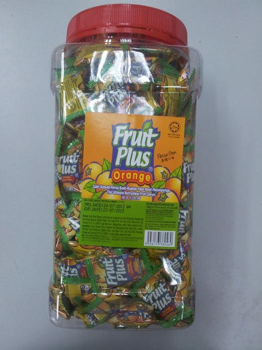 Fruit Plus 350's Orange