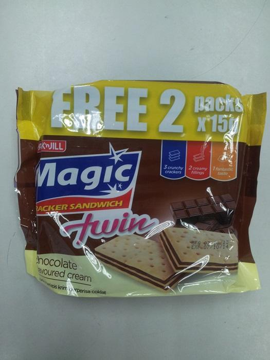 Magic Twin 10's 2's Chocolate