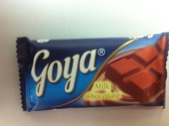 Goya Milk Chocolate