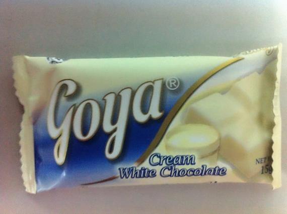 Goya White Chocolate