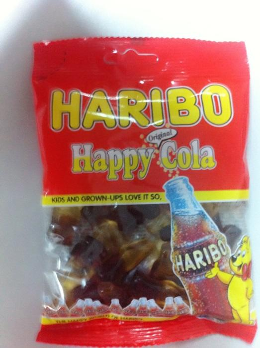 Haribo 100g Happy Cola